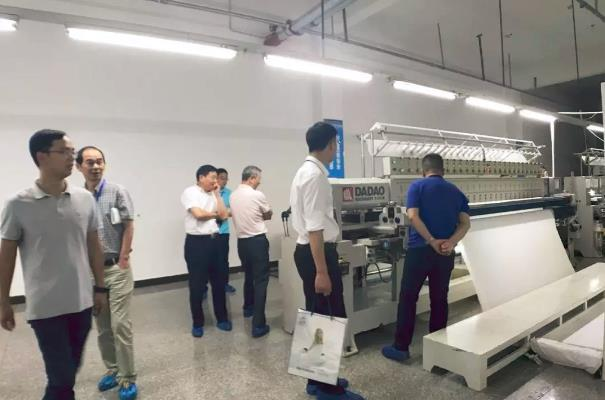 中国家纺协会·2018床上用品专业委员会年会在桐城胜利召开